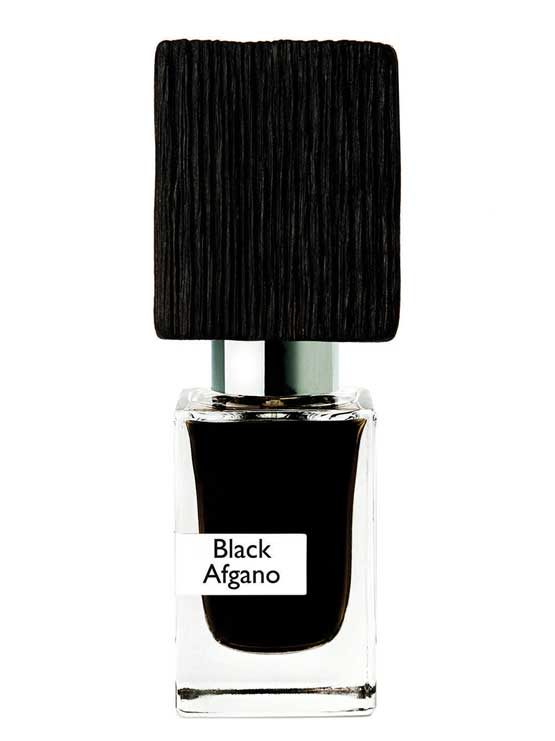 Black Afgano for Men and Women (Unisex), Parfum 30ml by Nasomatto