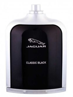 Jaguar Classic Black - Tester - for Men, edT 100ml by Jaguar