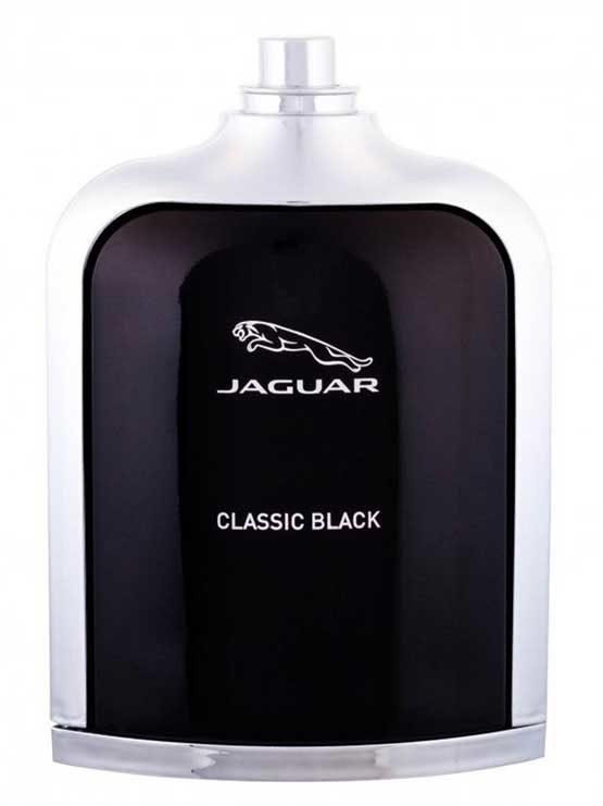 Jaguar Classic Black - Tester - for Men, edT 100ml by Jaguar