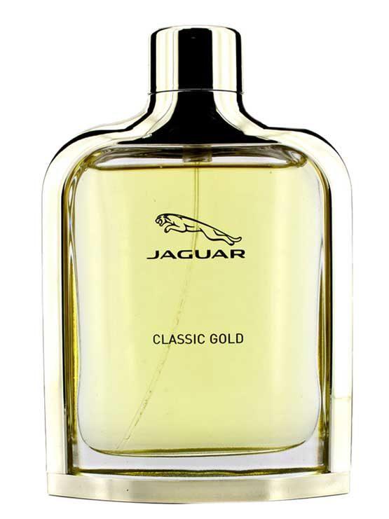Jaguar Classic Gold for Men, edT 100ml by Jaguar