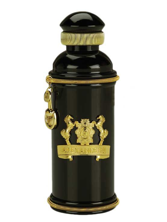 The Collector Black Muscs for Men and Women (Unisex), edP 100ml by Alexandre.J
