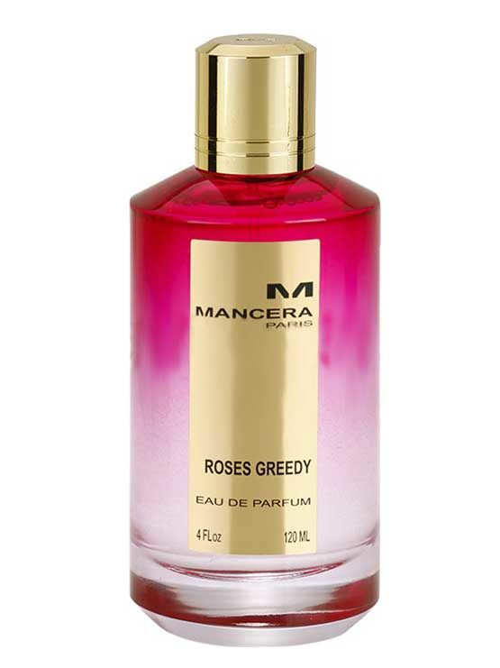 Roses Greedy for Men and Women (Unisex), edP 120ml by Mancera