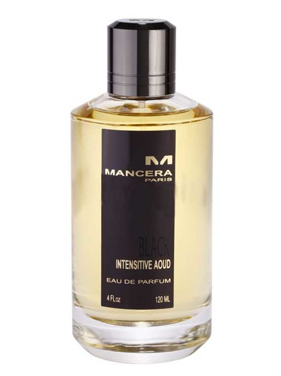 Black Intensitive Aoud for Men and Women (Unisex), edP 120ml by Mancera
