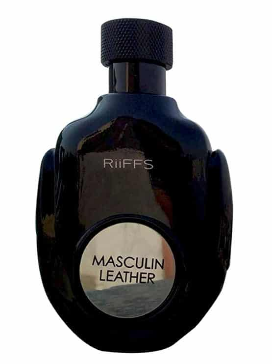 Masculin Leather for Men, edP 100ml by Riffs