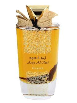 Areej Al Oud for Men and Women (Unisex) edP 100ml by Rihanah
