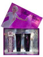 Paris Hilton Gift Set for Women (edP 100ml + edP 10ml + Glistering Body Lotion + Bath & Shower Gel) by Paris Hilton