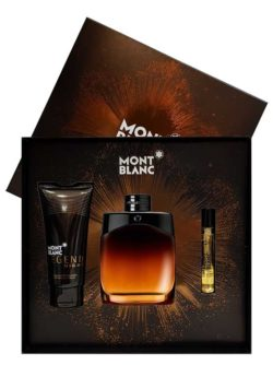 Legend Night Gift Set for Men (edP 100ml + edP 7.5ml + After Shave Balm) by Mont Blanc