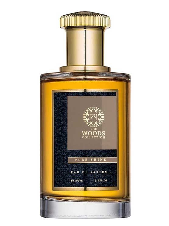 Pure Shine for Men and Women (Unisex), edP 100ml by The Woods Collection