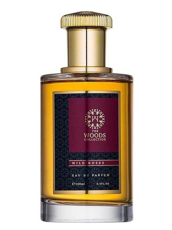 Wild Roses for Men and Women (Unisex), edP 100ml by The Woods Collection