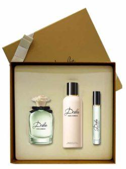 Dolce Gift Set for Women (edP 75ml + Perfumed Body Lotion 100ml + Fragrance Pen edP 7.4ml) by  Dolce and Gabbana
