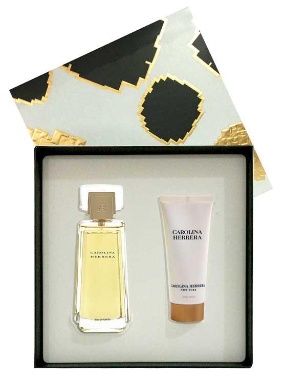 Carolina Herrera Gift Set for Women (edP 100ml + Body Lotion 100ml) by Carolina Herrera
