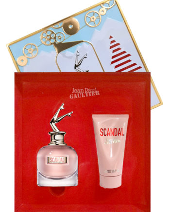 Scandal Gift Set for Women (edP 80ml + Perfumed Body Lotion 75ml) by Jean Paul Gaultier