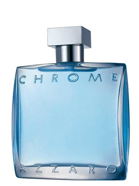 Chrome for Men, edT 100ml by Azzaro