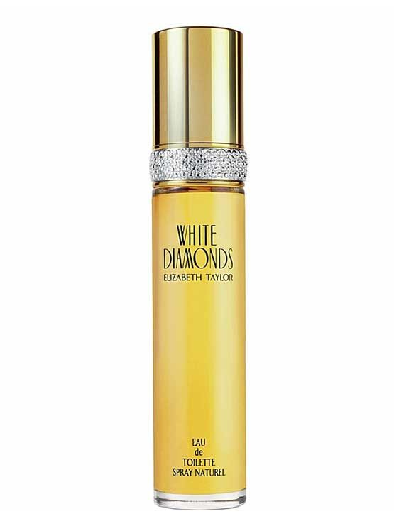 White Diamonds for Women, edT 100ml by Elizabeth Taylor