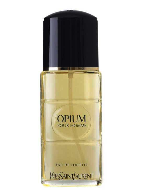 Opium pour Homme for Men, edT 100ml by YSL - Yves Saint Laurent
