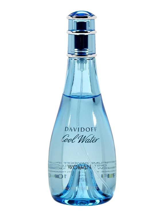 Cool Water for Women, edT 100ml by Davidoff