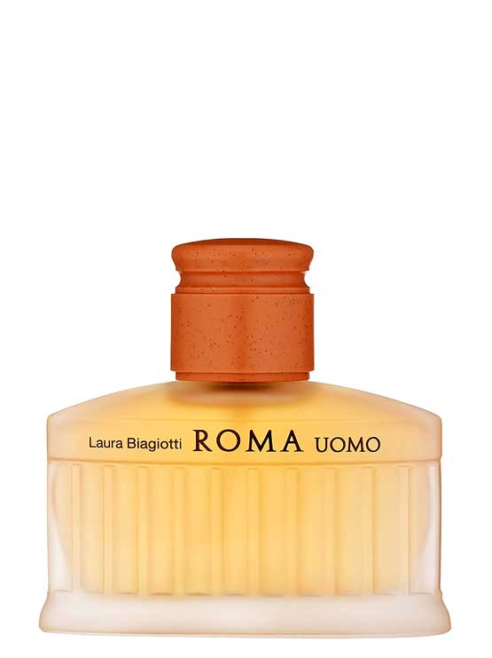 Roma Uomo for Men, edT 125ml by Laura Biagiotti