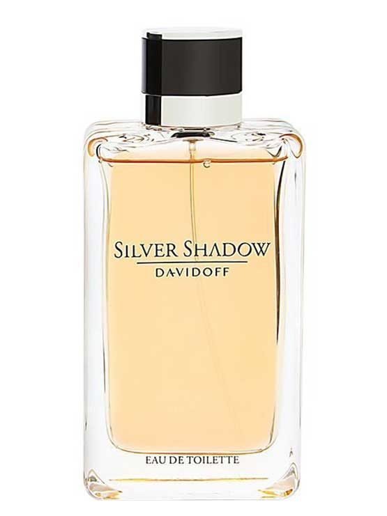 Silver Shadow for Men, edT 100ml by Davidoff
