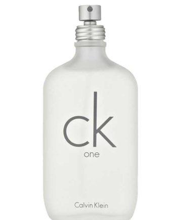 CK One (White) for Men and Women (Unisex), edT 100ml by Calvin Klein