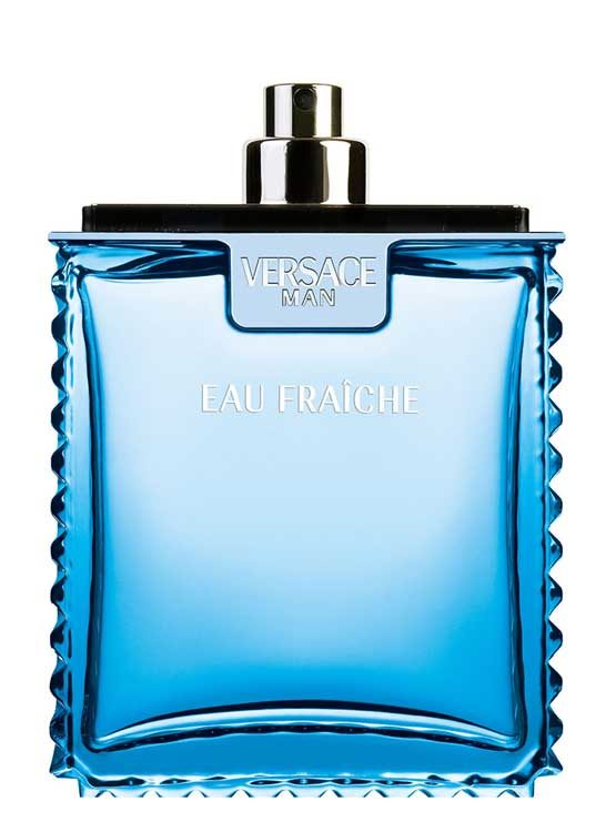 Eau Fraiche - Tester without Cap - for Men, edT 100ml by Versace