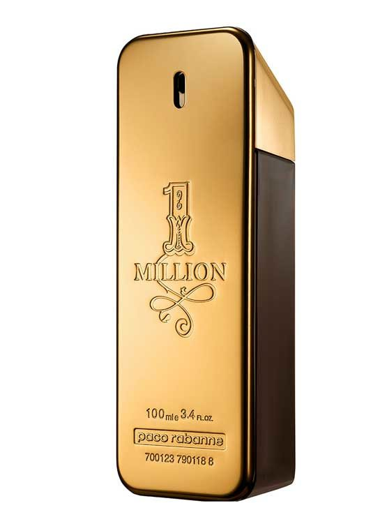 1 Million for Men, edT 100ml by Paco Rabanne