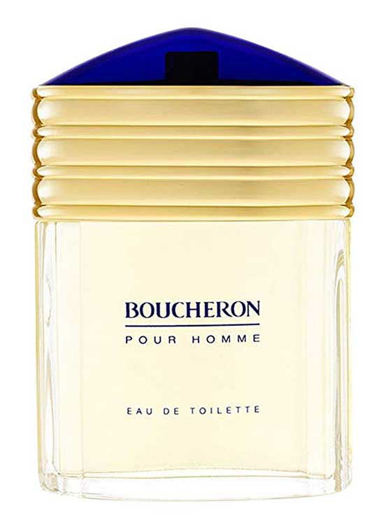 Boucheron pour Homme for Men, edT 100ml by Boucheron