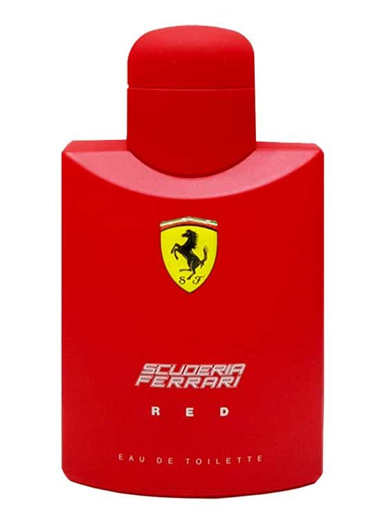 Scuderia Ferrari Red for Men, edT 125ml by Ferrari