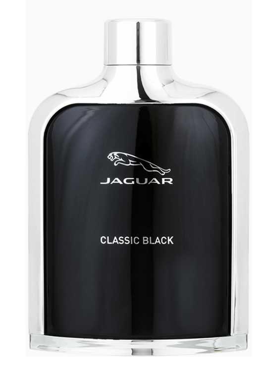 Jaguar Classic Black for Men, edT 100ml by Jaguar