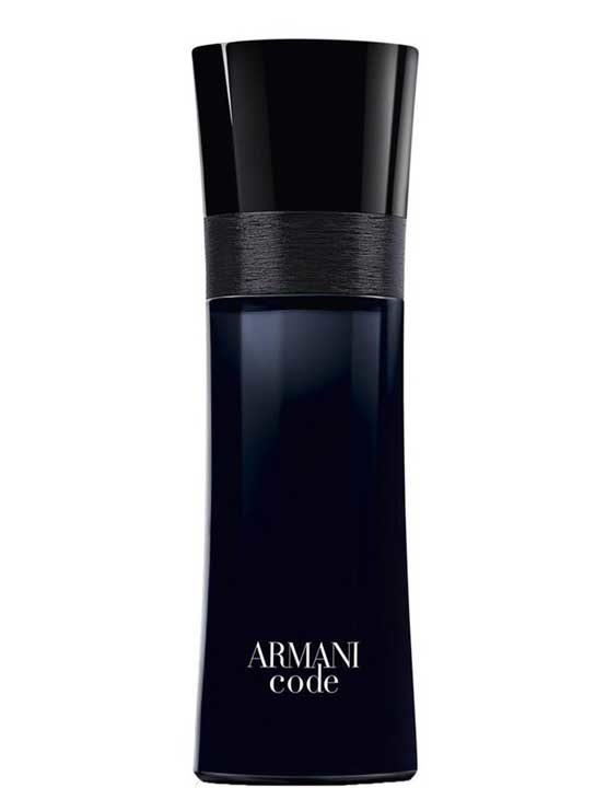 Armani Code for Men, edT 125ml by Giorgio Armani