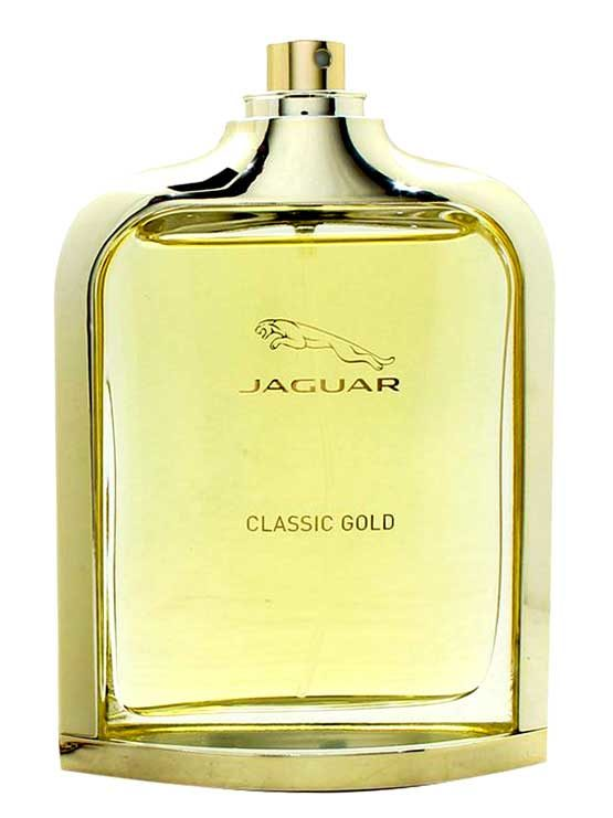 Jaguar Classic Gold - Tester without Cap - for Men, edT 100ml by Jaguar